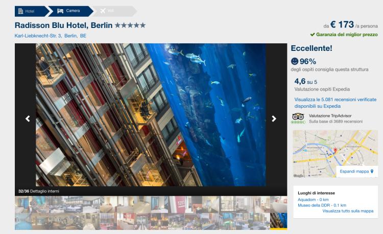 berlino-hotel 5 stelle