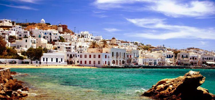 Voli low cost per Mykonos e Santorini da Venezia a prezzi incredibili