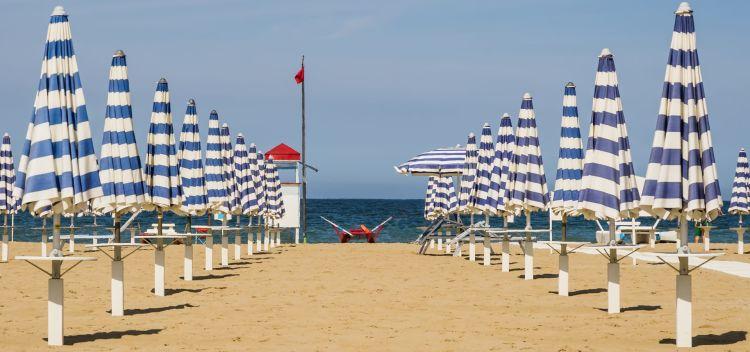 Aprile e maggio a Rimini: Hotel 3* con ottimo punteggio a soli 33€ a camera