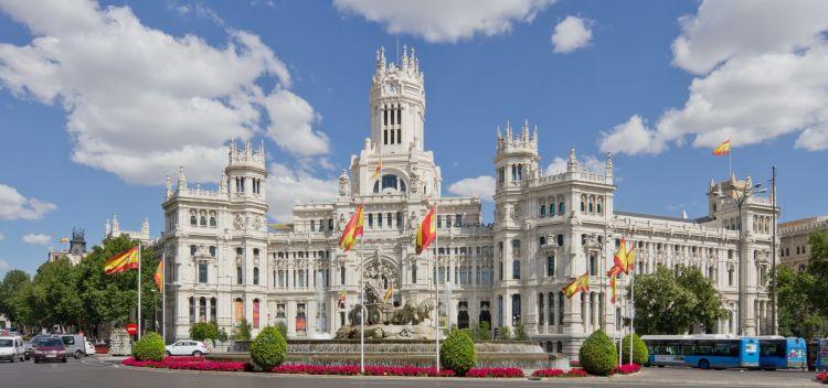 Weekend nella bellissima Madrid: voli da diverse città + 2 notti in hotel 3 o 4* a soli 107€