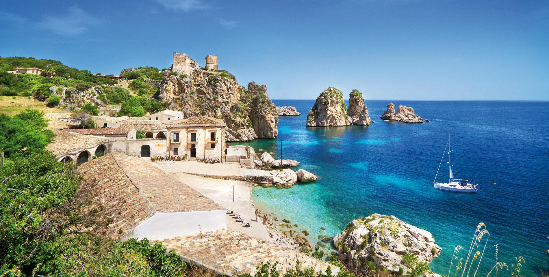 Vacanze Pantelleria: Volo A/R + 7 giorni in ottimo hotel 4* con ...