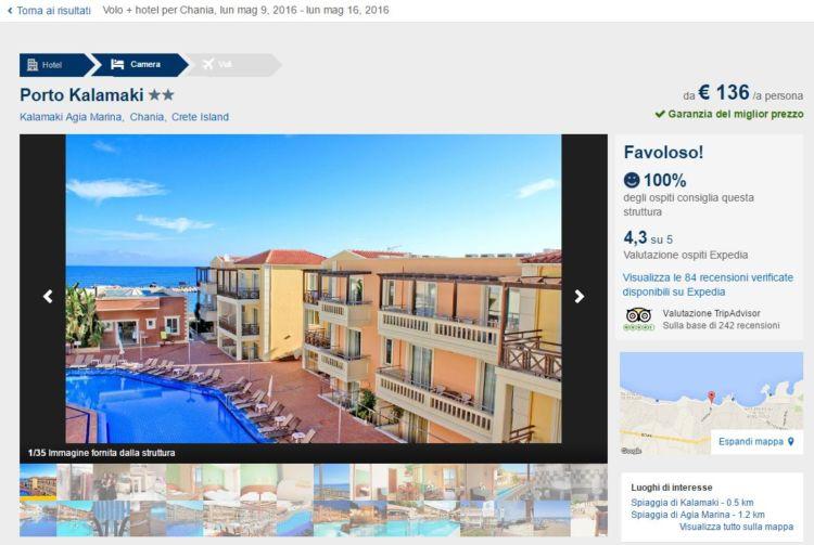 Porto Kalamaki Hotel Apartments Creta